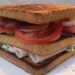 New York Club szendvics
