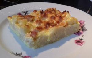 öntött karfiol recept