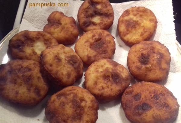 krumplis pampuska