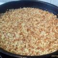 tarhonya főzése, tarhonya elkészítése