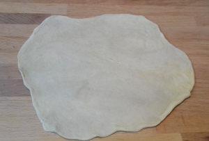 tortilla lap sütés előtt