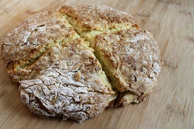 ír szódás kenyér élesztő nélkül