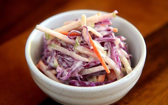 coleslaw, amerikai káposztasaláta