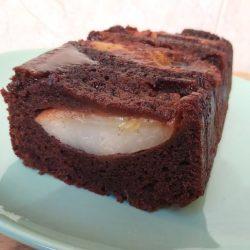 csokis körtés süti
