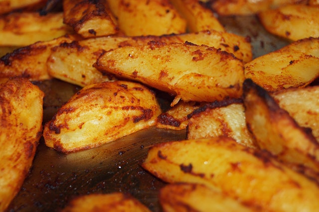 sült krumpli