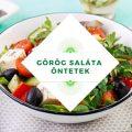 görög saláta öntetek